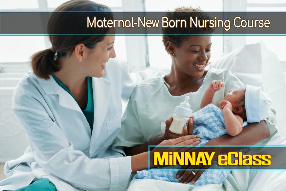 Maternal Newborn care online course