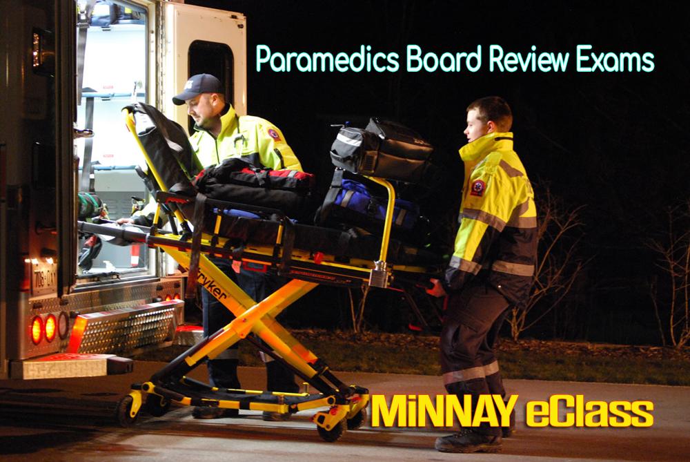 Paramedics Exam review
