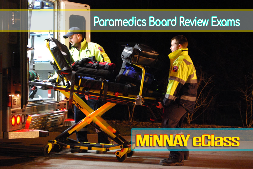 Paramedics Review Exams